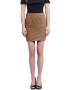 Rider Republic Women's Brown Flare Pleated Skater Skirt  - $36.00