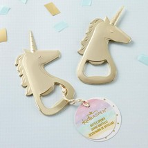 Gold Unicorn Bottle Opener  - $5.99