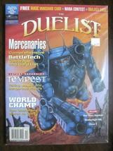 MTG Alliances Art Print Included Duelist Magazine #11 July 1996 Sealed NM//9.4