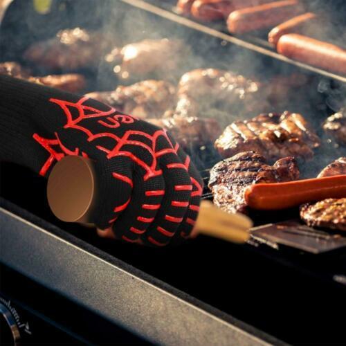clyctip Paire de Gants Barbecue résistants à la Chaleur jusqu'à 932 F