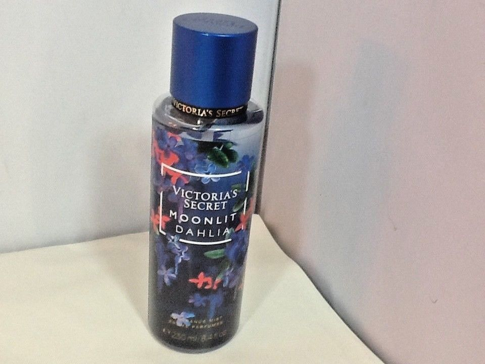 Victoria's Secret MOONLIT DAHLIA Fragrance Mist 8.4 fl oz