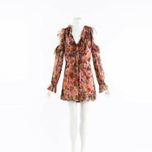 Zimmermann Floral Silk Romper SZ 2 - $255.00