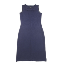 Mario Serrani Ladies' Textured Knit Stretch Dress, Navy, Size XS - $29.69
