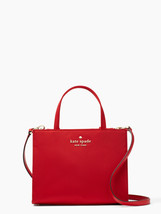 Kate Spade New York Watson Lane Sam Handbag in Royal Red - $168.30