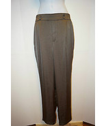 Marc by Marc Jacobs Dirty Martini Gray Green Trouser Pants Size S, NEW$2... - $62.99