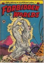 Forbidden Worlds Comic Book #9, ACG 1952 GOOD - $38.62