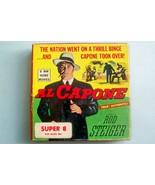 """Al Capone"" Super 8 Home Movie Starring Rod Steiger -50 feet  ""True! Aut... - $7.35"