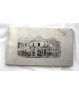 Vintage Metal Card Holder Features The Alamo - $14.95