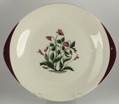 Wedgwood MAYFIELD Ruby handled cake plate (SKU EC 222) FREE SHIPPING - $40.00