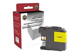 Inksters Remanufactured High Yield Yellow Ink Cartridge Replacement for Brother  - $9.75