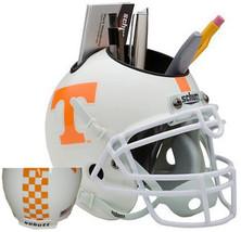 Tennessee Volunteers (Checkerboard Stripe) NCAA Football Schutt Mini Hel... - $21.95