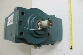 Dodge 35S25H Right Angle Worm Gear Speed Reducer Single Reduction New image 3