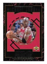1995-96 Upper Deck Retail Predictor Michael Jordan Insert Card #R2 - $9.90
