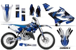 Dirt Bike Decal Graphic Kit MX Wrap For Yamaha YZ125 YZ250 2015-2018 CAR... - $168.25