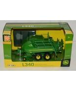 John Deere LP53351 Die Cast Metal Replica L340 Large Square Baler - $55.99