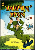 Dopin Dan #2, Last Gasp, 2nd print, 1972, Classic Underground Comix - $7.98