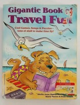 Gigantic Book of Travel Fun Book 2004 Sterling Publishing Games Songs Pu... - $4.99
