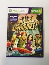Kinect Adventures (Microsoft Xbox 360, 2010) - $4.95