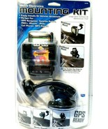 Mobile Electronics Mounting Kit by Custom Accessories New! - $7.83