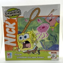 Nickelodeon Spongebob Squarepants Great Jellyfish Escape Game (Milton Bradley) - $19.79