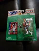NFL Football Kerry Collins (1997) Starting Lineup Kenner Figure - $19.80