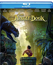Disney The Jungle Book (Blu-ray/DVD, 2016)