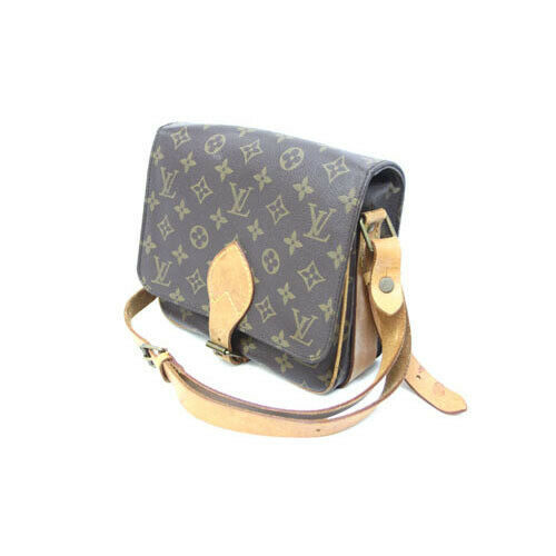 Louis Vuitton Auth shoulder bag cult Sierre MM Monogram vintage bag Z