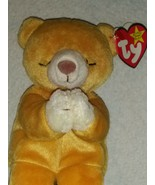 Ty Beanie Babies Hope Praying Bear 1998 Beanie Baby Retired - $2,200.00