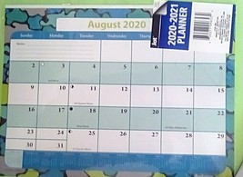 Lime Green 2020-2021 Planner - FREE SHIPPING - $6.94
