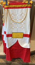Disney Parks Mickey Mouse Bandleader Costume Chef Apron NEW Adult Size - $44.90