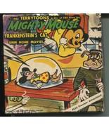 Vtg 1963 Terrytoons Mighty Mouse Frankenstein's Cat 8MM Movie in Box Ken... - $9.99