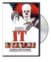 DVD - Stephen King's It DVD  - $19.94