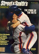 1987 Street & Smith's Baseball Magazine New York Mets Gary Carter Jesse ... - $4.94