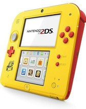 Nintendo 2DS Super Mario Maker Edition & Super Mario Maker - Factory Refurbished - $108.99