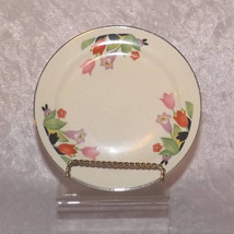 "Hall Crocus 6-1/2"" Bread & Butter Plate Chinaware Superior Hall Crocus P... - $9.99"