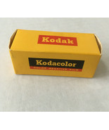 Vintage kodacolor color negative film C 127 expired 1965 still in origin... - $19.75