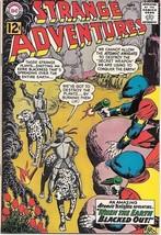 Strange Adventures Comic Book #144 DC Comics 1962 FINE+ - $53.13