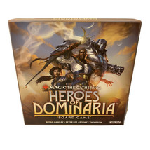 Magic The Gathering Heroes Of Dominaria Premium Edition Board Game - $39.59