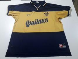 old soccer jersey camiseta club Boca jrs Argentina    t-shirt - $58.41