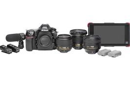 Nikon D850 Filmmaker's Kit - $5,741.01