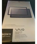 SONY VAIO Tap 20 Dedicated LCD Protector VGP-FLS11 Japan new . - $45.54