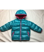Patagonia Hooded Puffer Down Jacket Size 2 years, 2T - $74.79