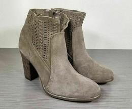 Vince Camuto Fenyia Bootie, Beige Suede, Womens Various Sizes   $149 - £30.82 GBP