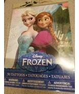 Disney Frozen Tattoos - 50 Temporary Tattoos - $9.79