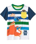 Disney Toddler Boys T-Shirts Finding Dory Sizes- 2T or 3T  NWT - $13.99