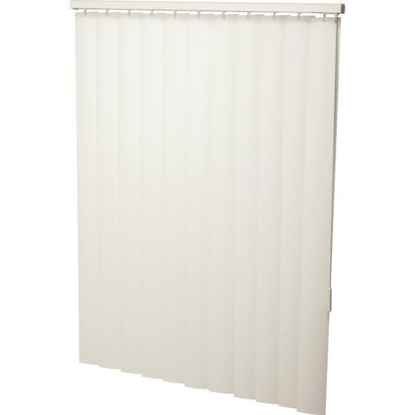 "Primary image for 47 x 48 Alabaster 3-1/2"" Vertical Blind  - Vertical Blind 47W x 48L"
