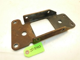 "John Deere F710 F735 F725 Front Mower 54"" Mowing Deck Gear Box Mount Plate - $40.24"