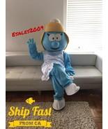 Schlumpfine Maskottchen Kostüm Charakter Cartoon Erwachsene Geburtstagsp... - $178.98