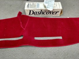 114-32 Dashmat Red Dash Cover Mat For 1989-1993 Ford Taurus - $43.46
