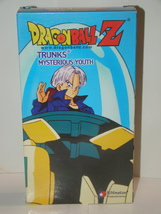 DRAGON BALL Z - TRUNKS - MYSTERIOUS YOUTH (VHS) - $15.00